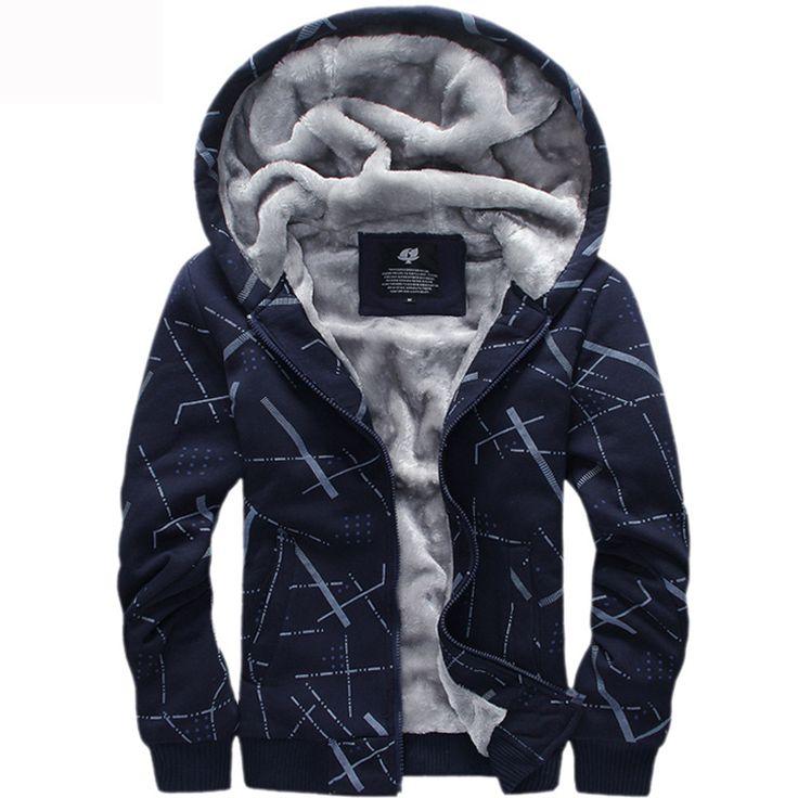 ==> [Free Shipping] Buy Best Brand New Winter Hoodies Men Sweatshirts Fashion Uniform Sportswear Jacket Fleece Long Sleeve Plus Size 5XL Hoodies Streetwear Online with LOWEST Price | 32819314699