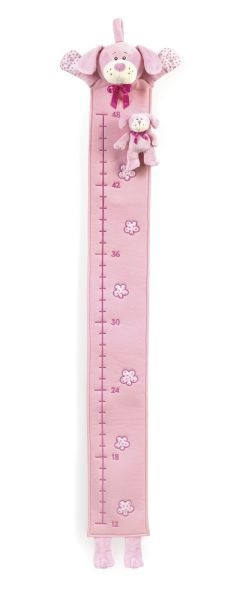 Child Growth Chart - These fun, whimsical and fantastic fabric growth charts certainly measure up! The memories will be remembered for a lifetime. Soft, durable and easy to hang anywhere in your home.