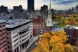 Suffolk University in Boston, MA