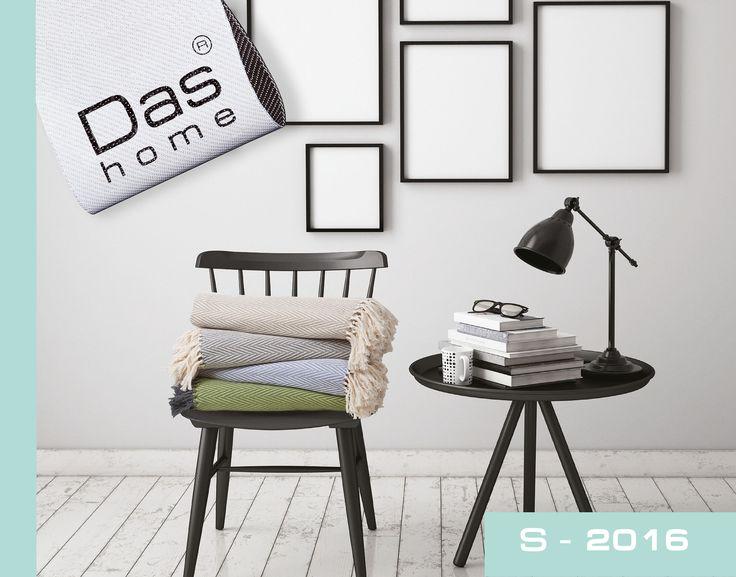 Das home catalogue Summer 2016 ..