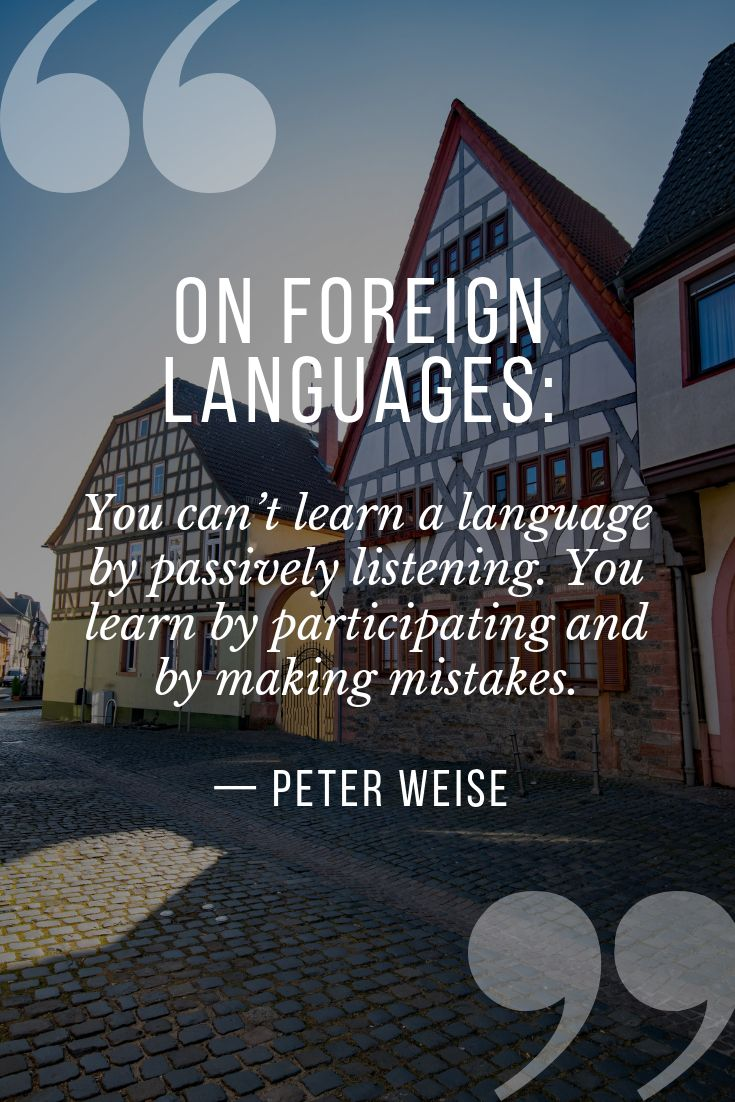 Instructing overseas languages | Encouraging energetic participation | Educator perception…