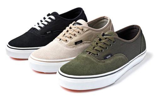 Carhartt X Vans Authentic shoes