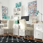 Design Your Own Study Space at PBteen!! its so cool.