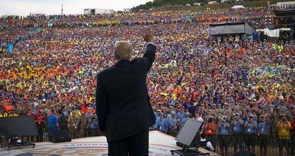 Eagle Scout | Politics Forum.org |Eagle Scout Politicians