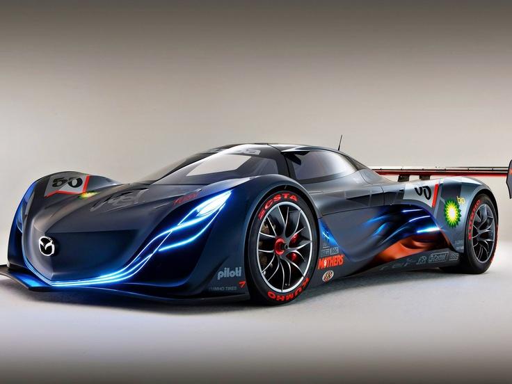 Mazda  Furai concept car