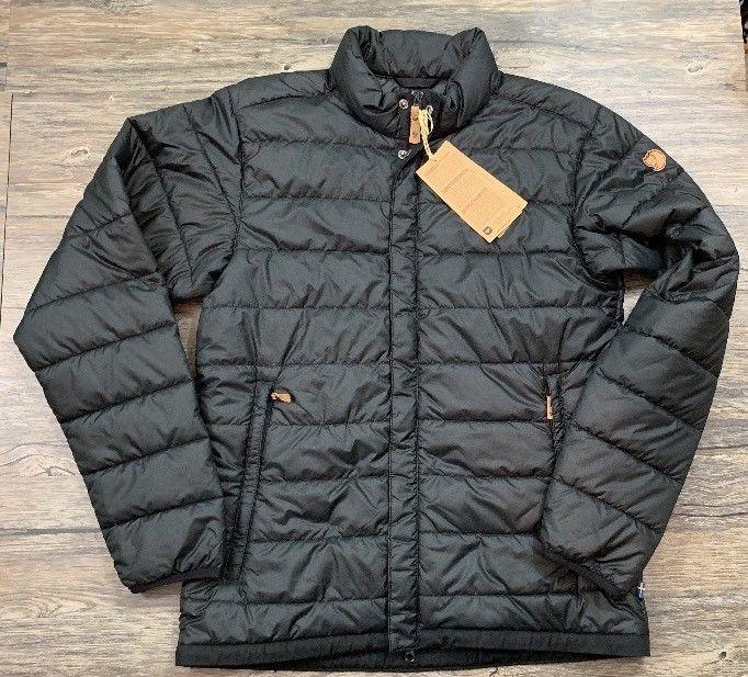 Fjallraven Herren Keb Padded Jacket