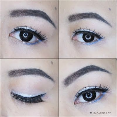 Talkative Tya: REVLON COLORFUL AFFAIR CHALLENGE - Dare To Be Bold With Revlon Eyeliner