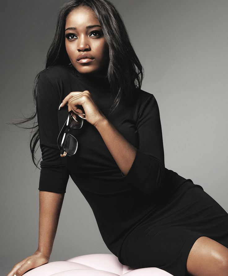 Keke Palmer, all grown up!