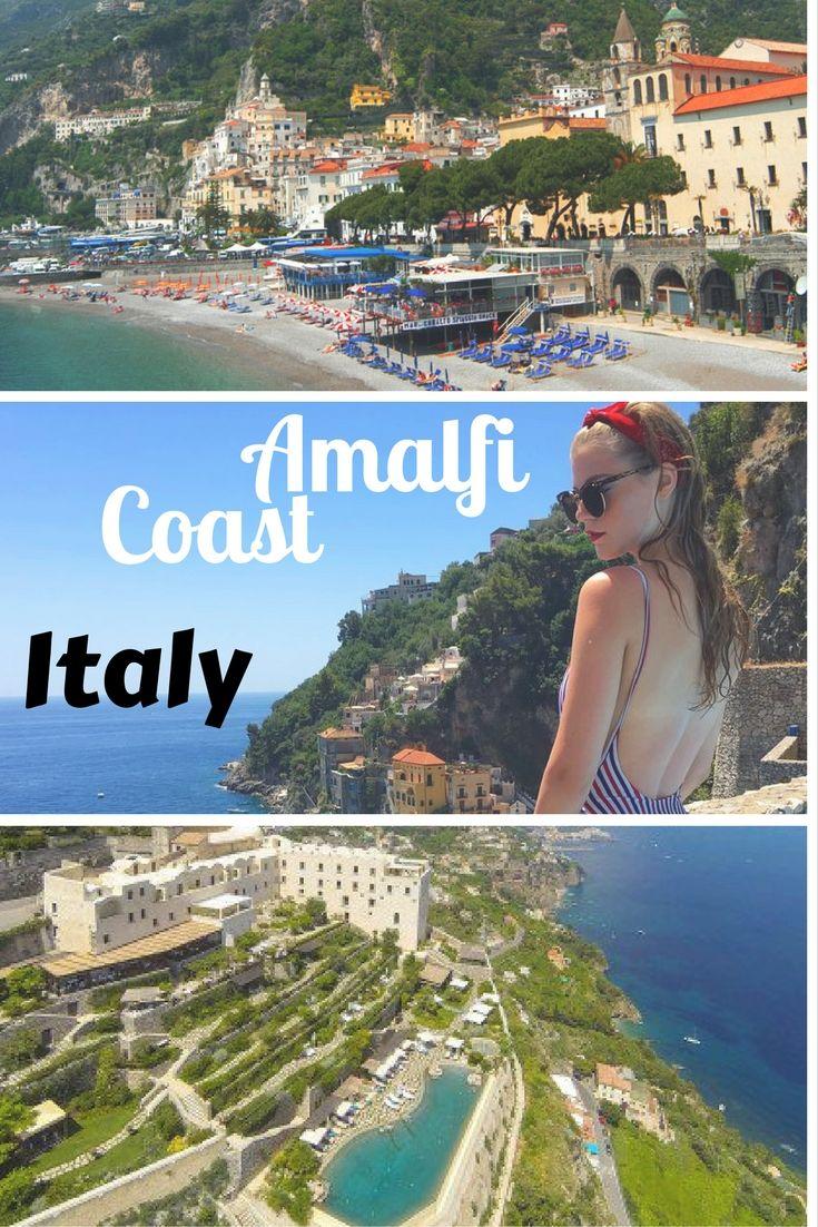 Amalfi Coast Italy All Time Popular Honeymoon Destinations
