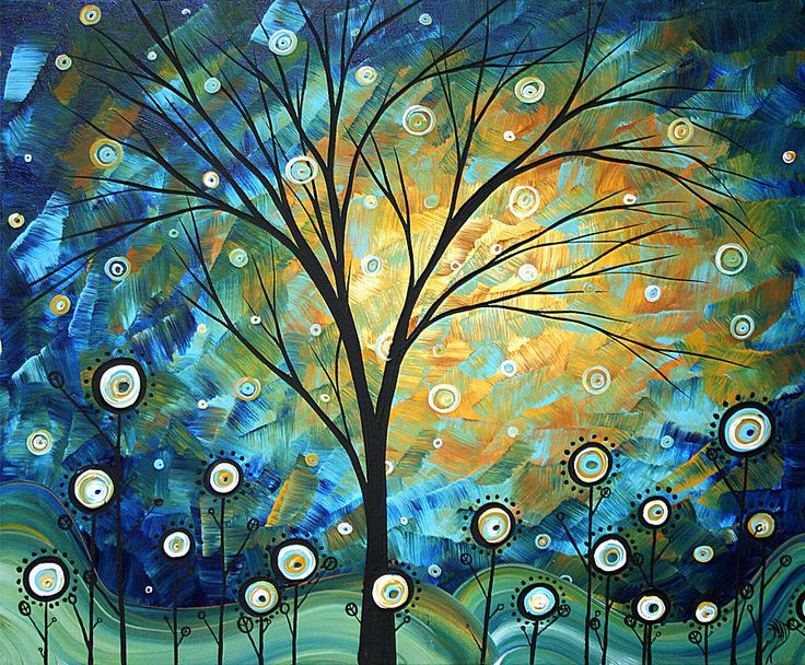 394 best ARTISTS: Duncanson, Megan images on Pinterest   Abstract ...