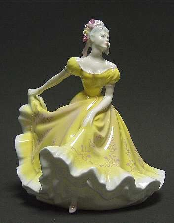 Royal Doulton Royal Doulton Figurine Ninette - No Box