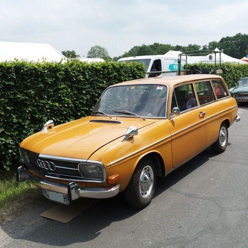 Audi 60 Variant (1968–1972)