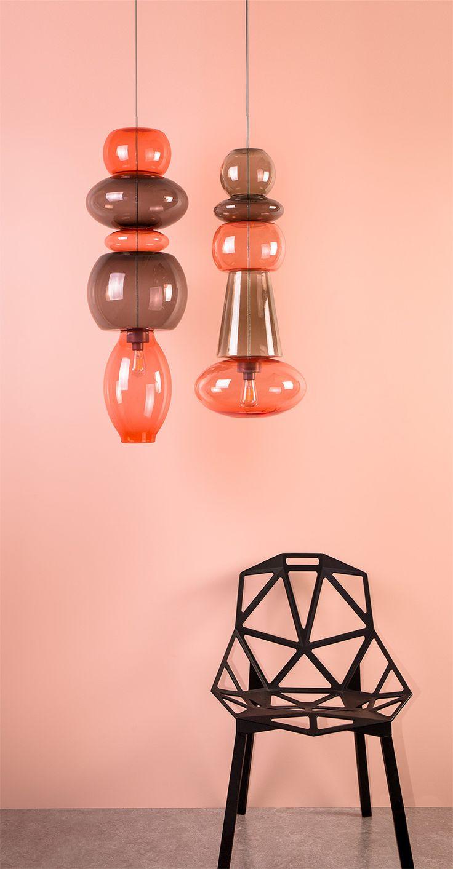 Candyfonie hanglamp , mix & match je eigen lamp  #smaakmaker #kleur #light #seasonings #trend 3colour