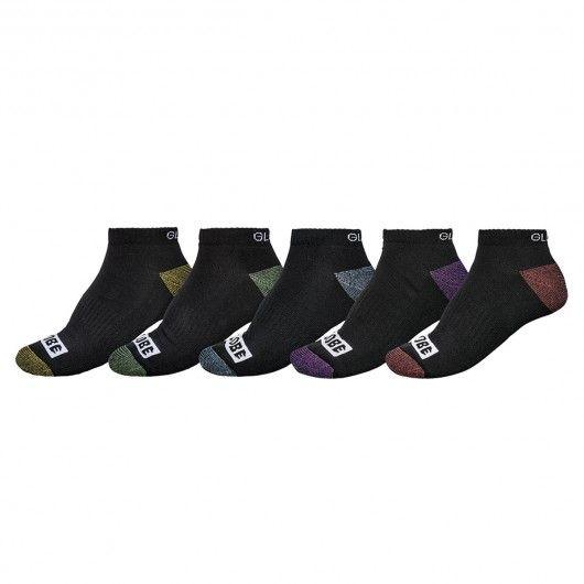 GLOBE Romney pack de 5 chaussettes basses 19,00 € #skate #skateboard #skateboarding #streetshop #skateshop @playskateshop