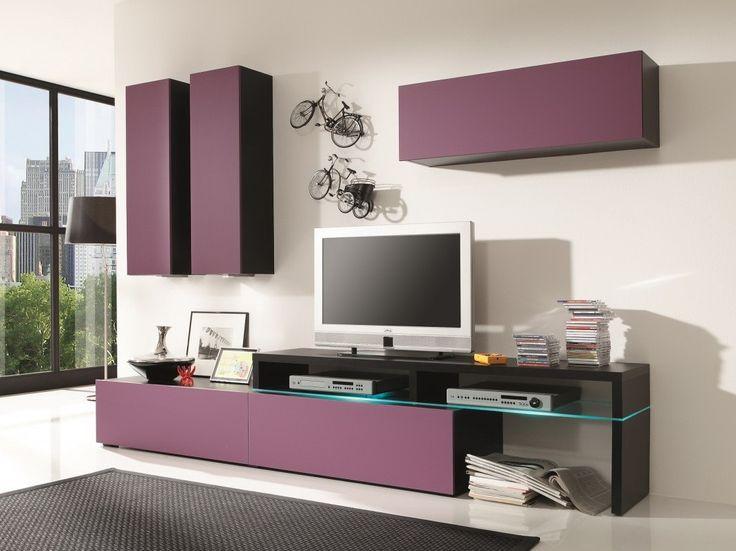 Creative Furniture AMSTERDAM CS 11176 Wall Unit