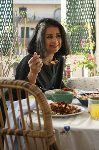 Egyptian author Ahdaf Soueif shows how to make her favourite foolproof recipe