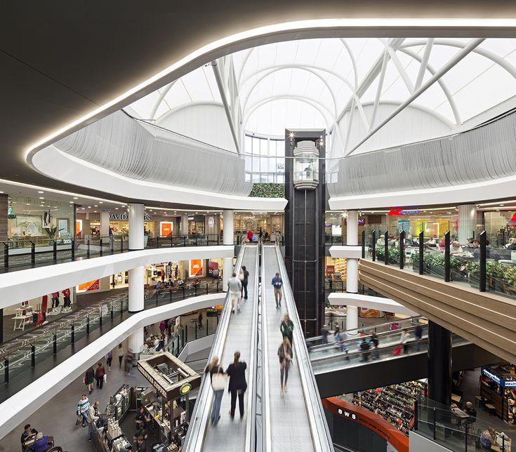 Kfc Restaurant By Cbte Mimarlik Turkey Retail Design: 1000+ Images About Shopping Mall On Pinterest