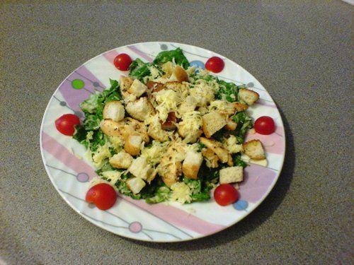 Рецепт приготовления салата из свежей рыбы