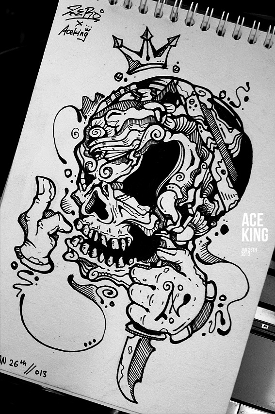 Killer-King by Subjekt Zero