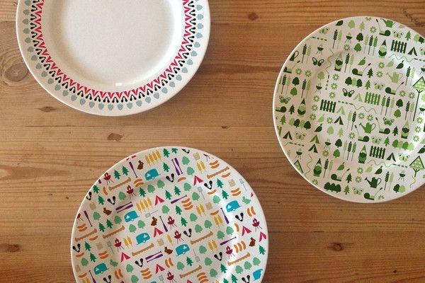 Melamine Set | Caravan u0026 C&ing Tableware | Melamine Plates & 130 best CWS ? Stylish PicNic u0026 Tableware images on Pinterest ...