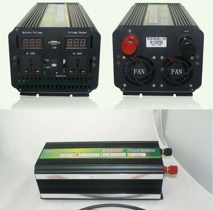 26 best 3000W power inverter ups images on Pinterest | Charger ...