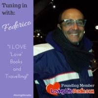 Deb had a chat with inspiring Federico Conforto from The Italian Book Club while he was visiting Sydney.     Federico talks about how culture, Marcus Aurelius and philosophy can help us love our life even more.      Tune In... Feel Good... www.lovingliferadio.com      Become a Founding Member of Loving Life Radio here: bit.ly/1jnAg7M      Connect with @the italian bookclub and The Italian Book Club here: www.theitalianbookclub.com