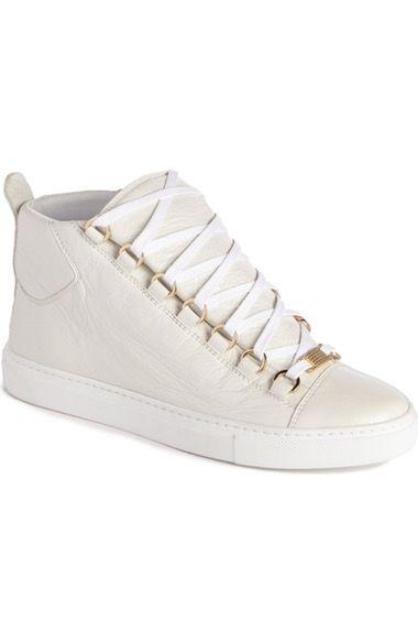 Balenciaga High Top Sneaker (Women) available at #Nordstrom