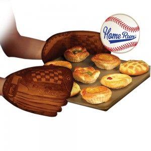 Des gants de cuisine originaux pour la décoration de votre cuisine et surtout très pratiques !