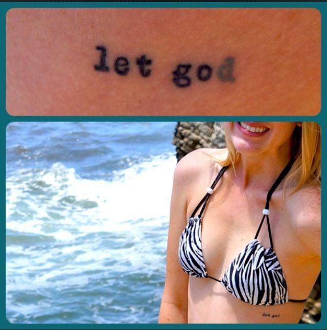 let go(d)