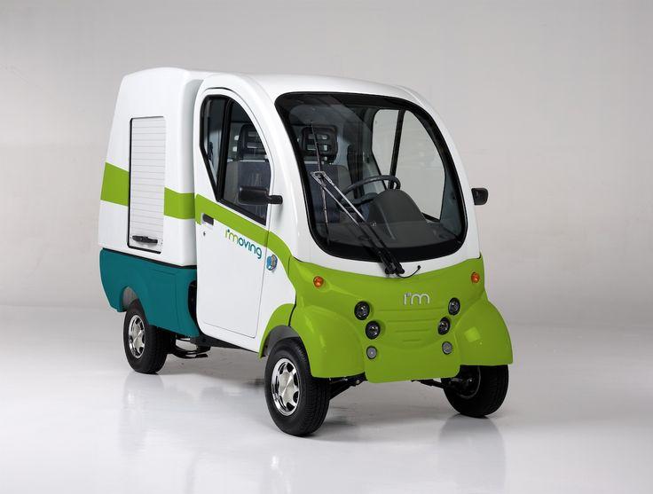 L'Emilia-Romagna viaggia green con Smile di #IMoving, veicolo elettrico ultracompatto e smart