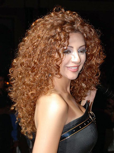 THIS is what I want my hair to look like someday!