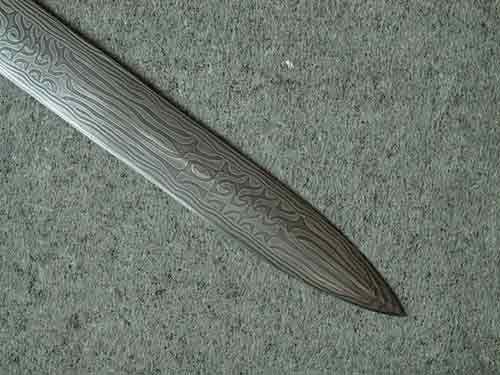 Composite Pattern-Welded Viking Sword Tutorial | Jake Powning