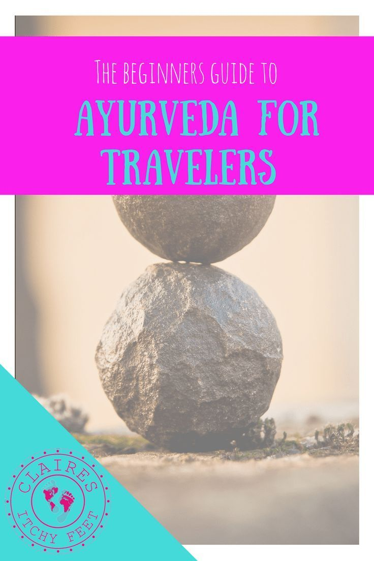 Learning about Ayurveda has changed my life. In my beginner's guide to Ayurveda for travelers you will learn about ways you can include it in your life.