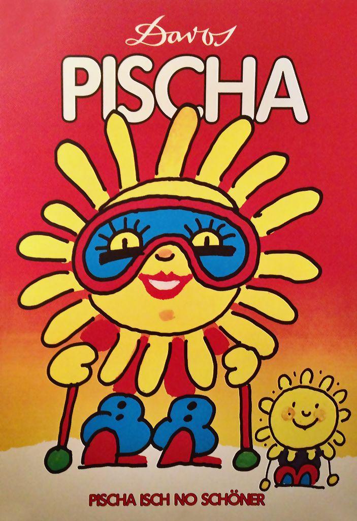 Davos Pischa - Pischa isch no schöner / 1970s