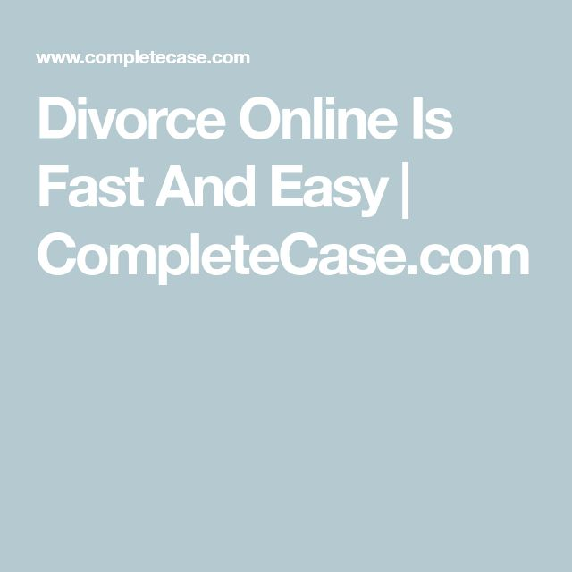 Best 25 divorce forms ideas on pinterest divorce papers online divorce online is fast and easy completecase solutioingenieria Choice Image