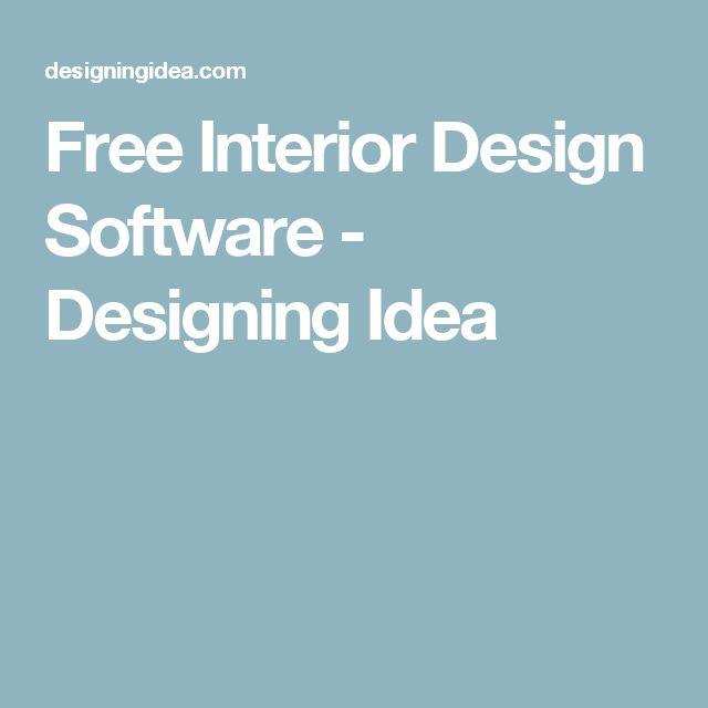 Best 20+ Free Interior Design Software Ideas On Pinterest