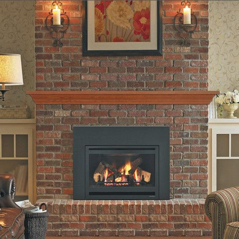 Heat Glo Supreme I30 Our Fireplaces Pinterest Gas Insert