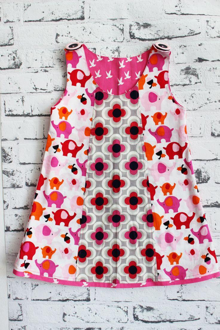 Pech&Schwefel: Selbermacher-Kleidchen - kostenlose Nähanleitung