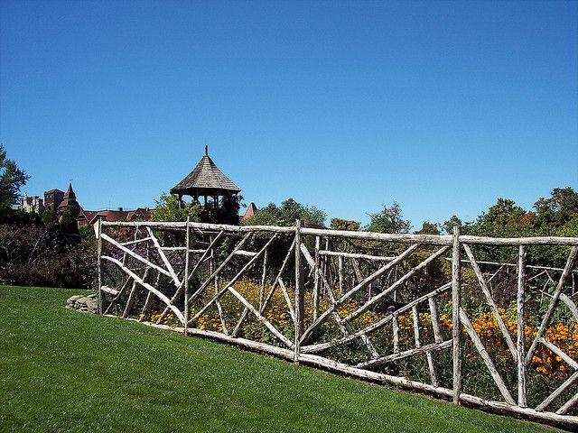 Garden Fence | Flickr -