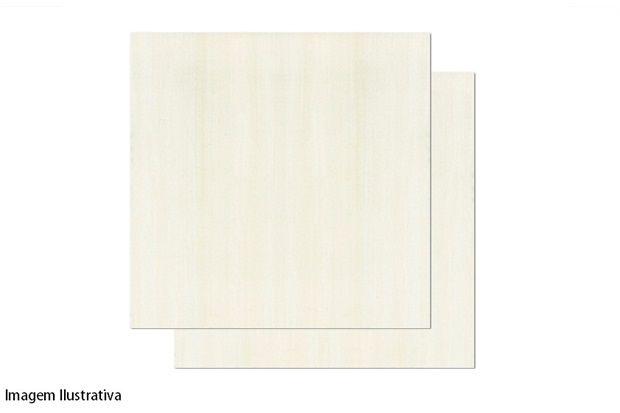 Porcelanato Nuance Creme 44.5x44.5 Caixa 1.98m² - Incepa