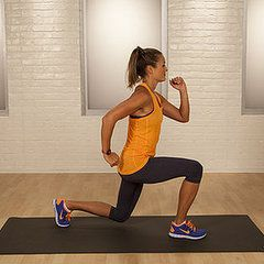 1-Minute Bikini-Booty Challenge - How many butt-buster reps can you do? This is the go-to move to tighten your tush.