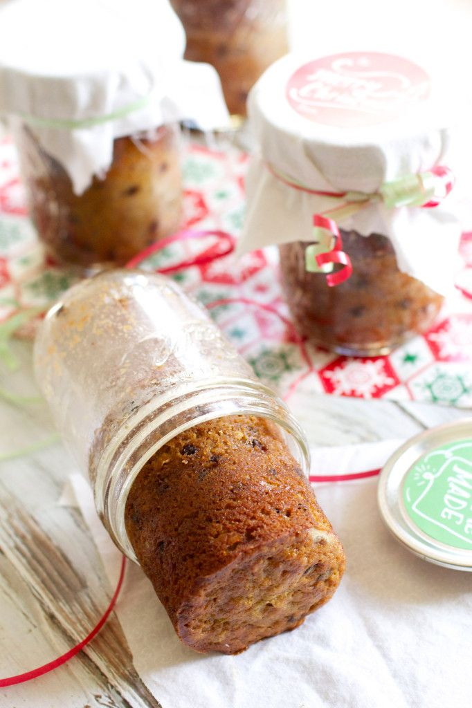 Chocolate Chip Banana Bread In A Jar- The Baker Chick