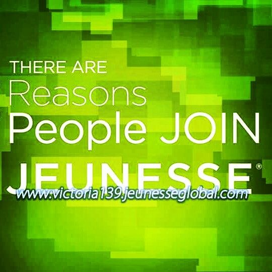what is your reason? wanna be free from debt? wanna have financial freedom? or else... Jeunesse would become a powerful engine and a fastest vehicle for you to reach all your dreams.