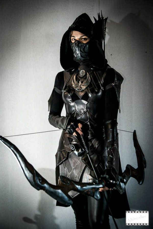skyrim nightingale thief 005 by adharaneil artisan crafts costumery nerds pinterest. Black Bedroom Furniture Sets. Home Design Ideas