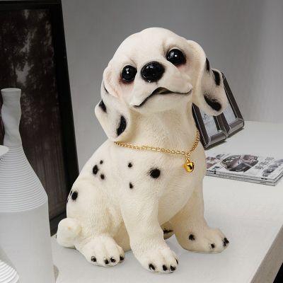 Дети подарка Милый щенок деликатные украшения творческие предметы интерьера практическое копилки Далматинец побрякушки - Taobao