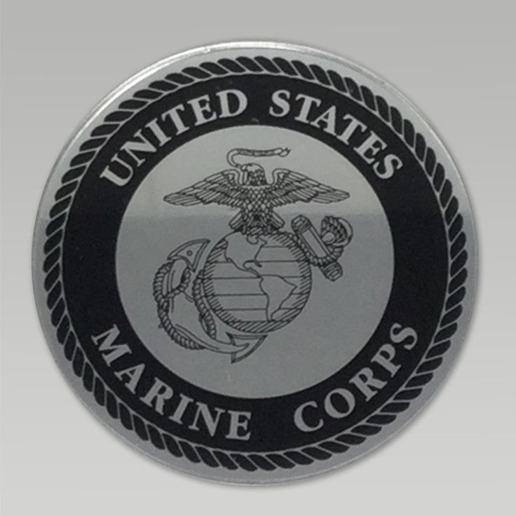 Give your car an added value with this great USMC EGA Chrome Emblem! &nbsp  Made in the U.S.A. USMC EGA Chrome emblem To apply peel protective tap from foam adhesive back and apply auto emblem with firm pressure to clean dry area Be careful with application as the adhesive is designed to last for years throughout extreme temperatures and or car washes