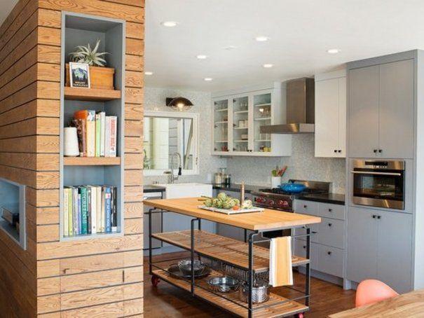 Minimalist Modular Kitchens For Modern Styled Homes | Ideas | PaperToStone