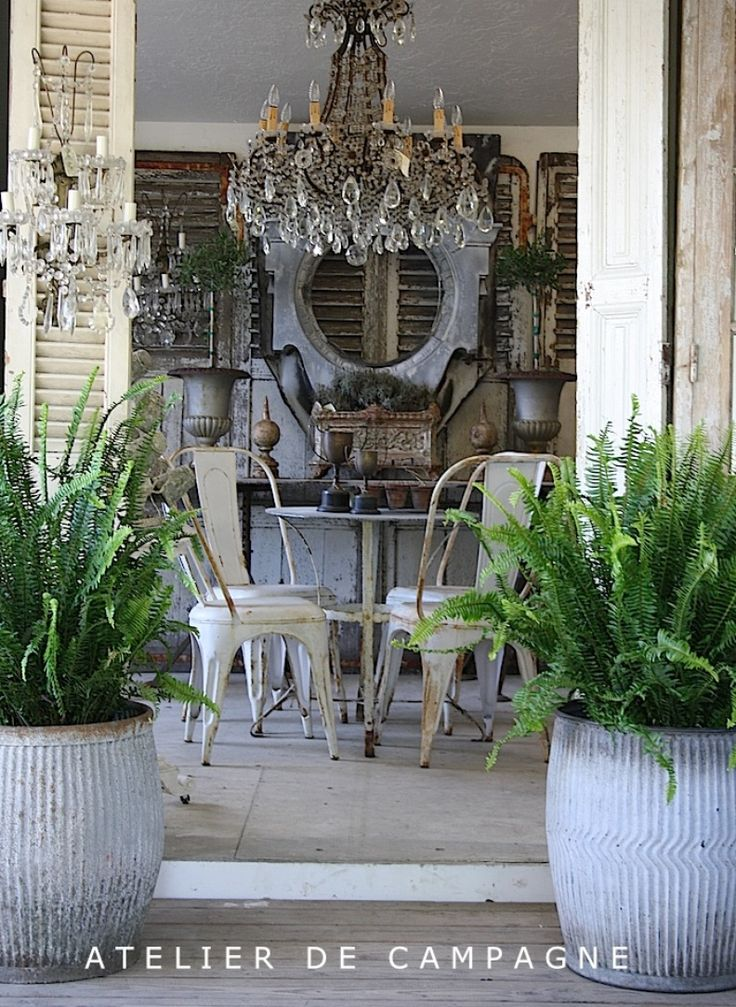 Atelier de campagne home vintage decorating with old wonderful with age pinterest - Home decoration campagne ...