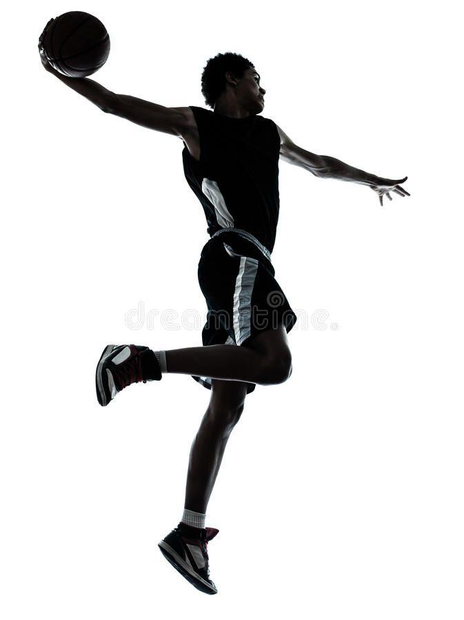 Free Image On Pixabay Silhouette Basketball Player Basketball Players Silhouette Basketball Silhouette