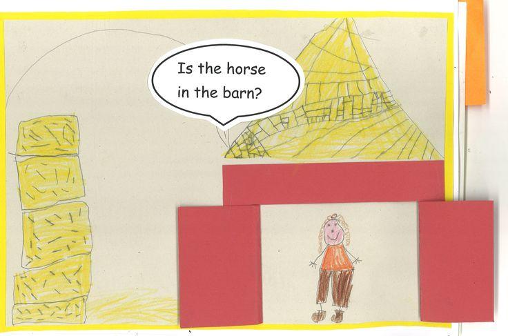 Big barn by Tilly